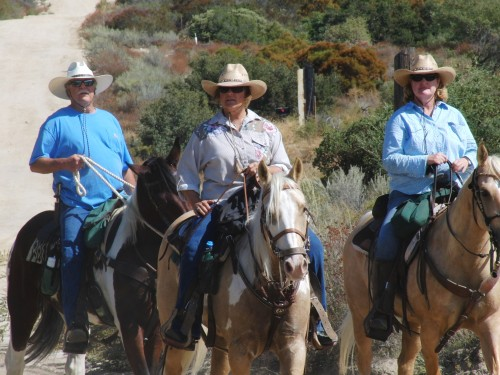 Sacred Rocks Horse Camp Riders